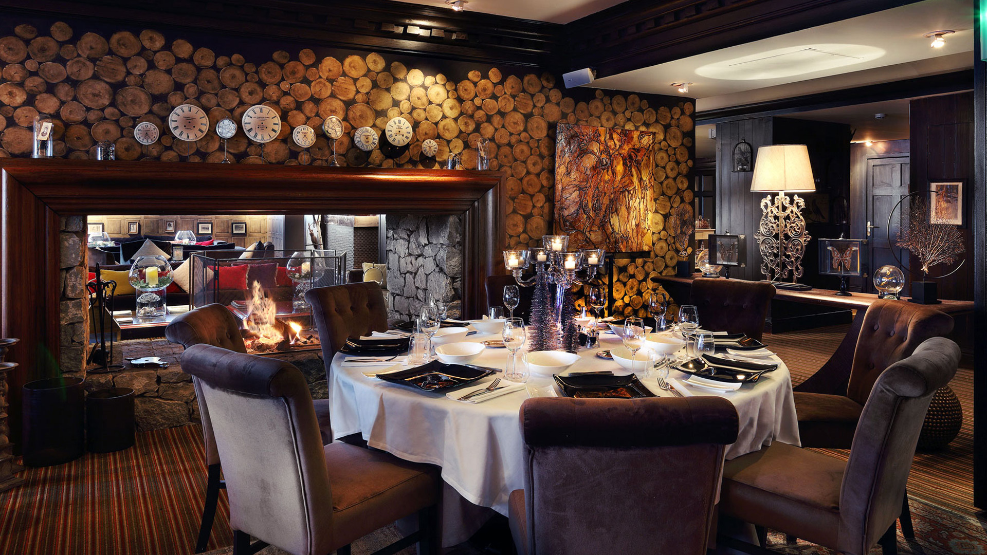 alpes hotel pralong restaurant courchevel