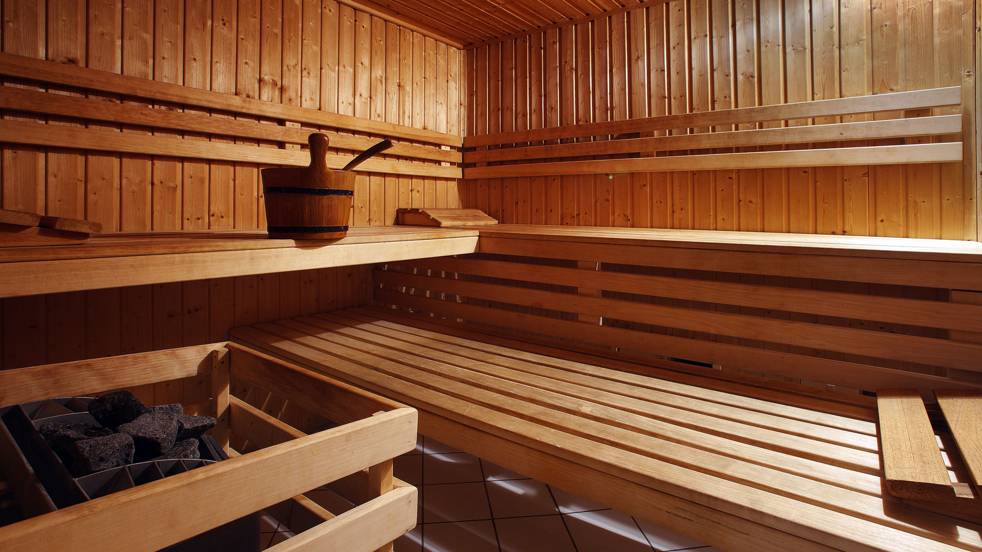 alpes hotel pralong courchevel sauna